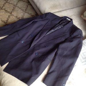 YSL Vintage Yves Saint Laurent Blazer Coat Jacket